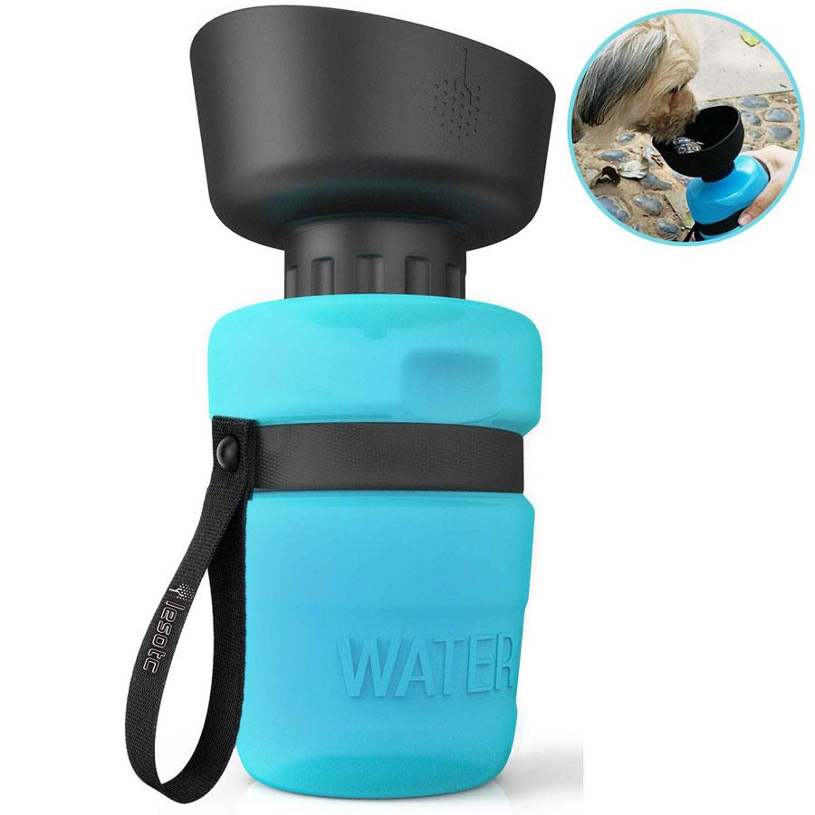 Lesotc Lightweight Convenient Dog Water Bottle