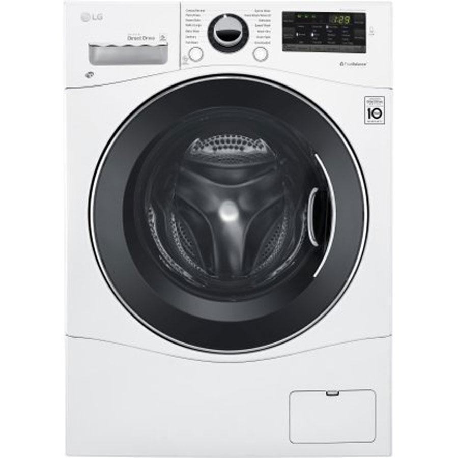 LG WM3488HW Washing Machine
