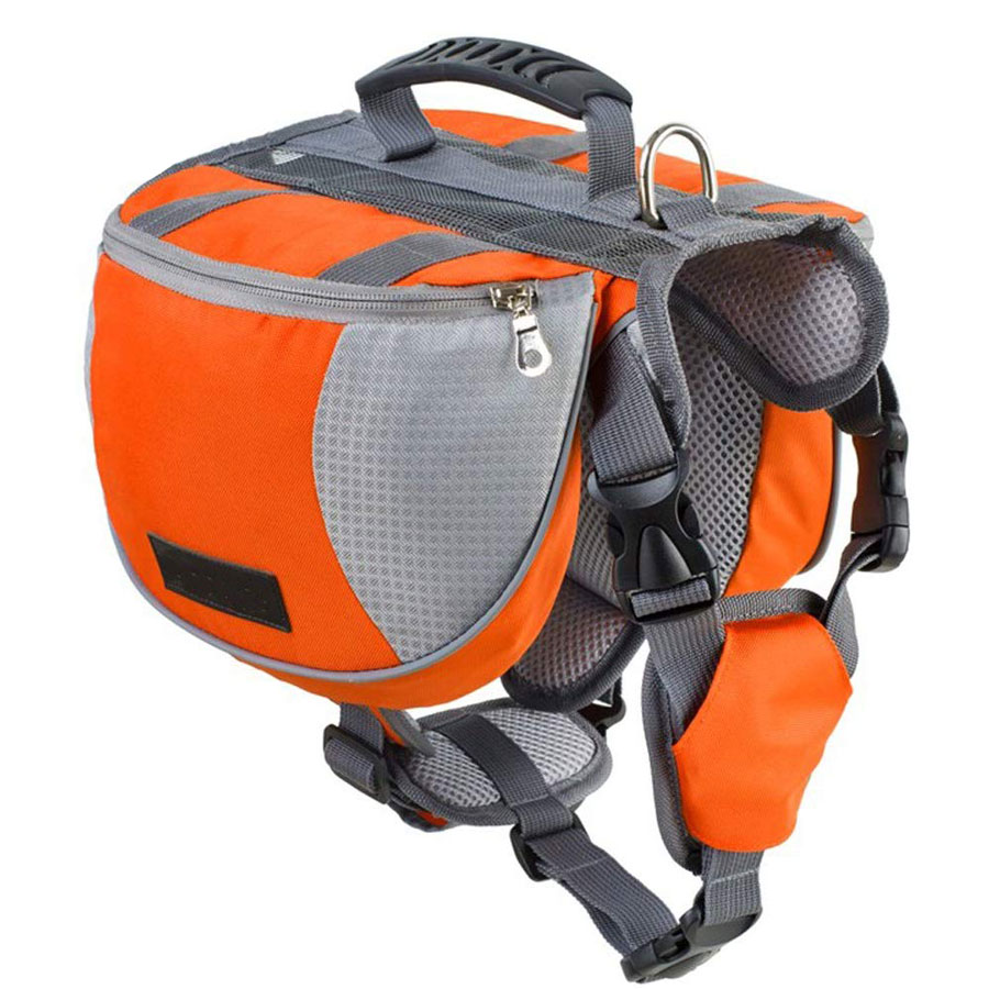 Lifeunion Adjustable Dog Backpack
