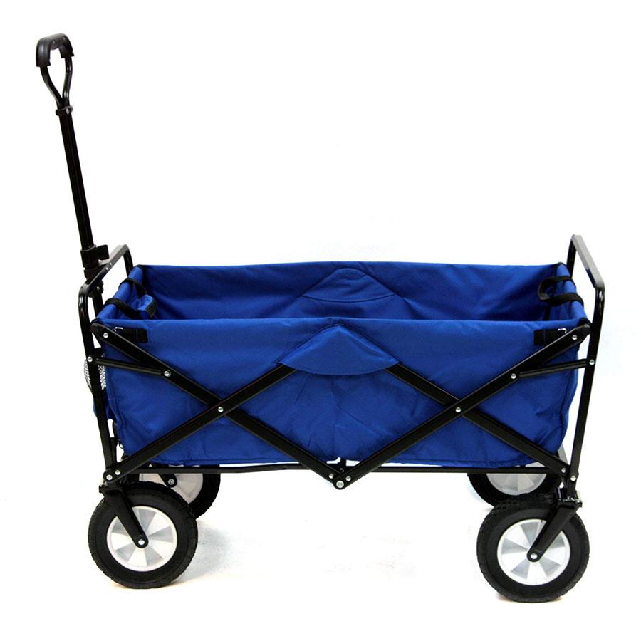 Mac Sports Collapsible Folding Beach Cart