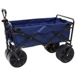 Mac Sports Heavy Duty Collapsible Beach Cart