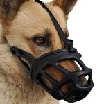 Mayerzon XS-to-XL Stop Chewing & Biting Dog Muzzle