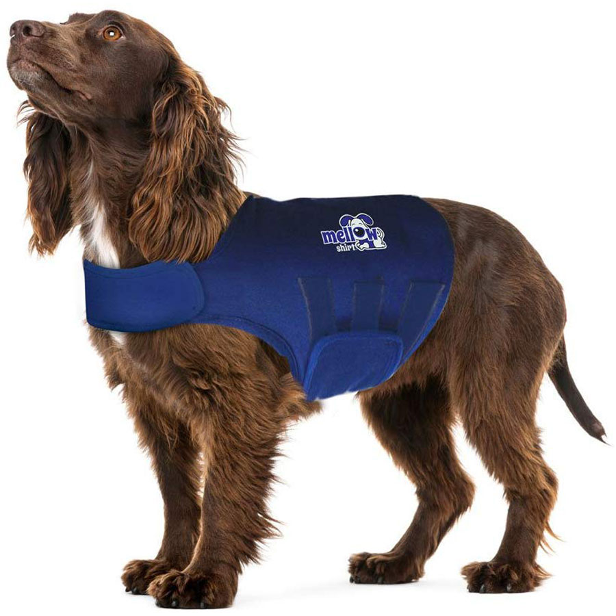 Mellow Shirt XXS to XL Dog Anxiety Jacket