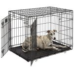 MidWest Life Stages Heavy-Duty Folding Metal Dog Crate