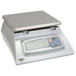 My Weigh KD8000 Silver Digital Baker Kitchen Scale