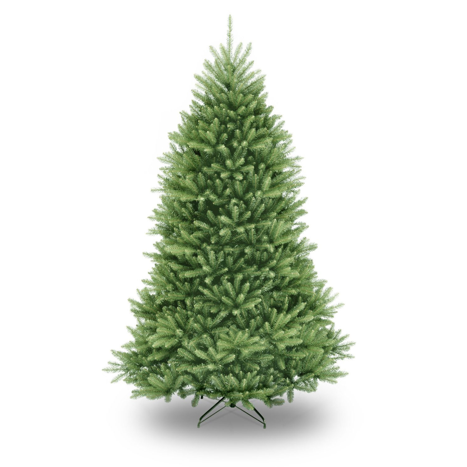 National Tree 7 1/2′ Dunhill Fir Artificial Christmas Tree