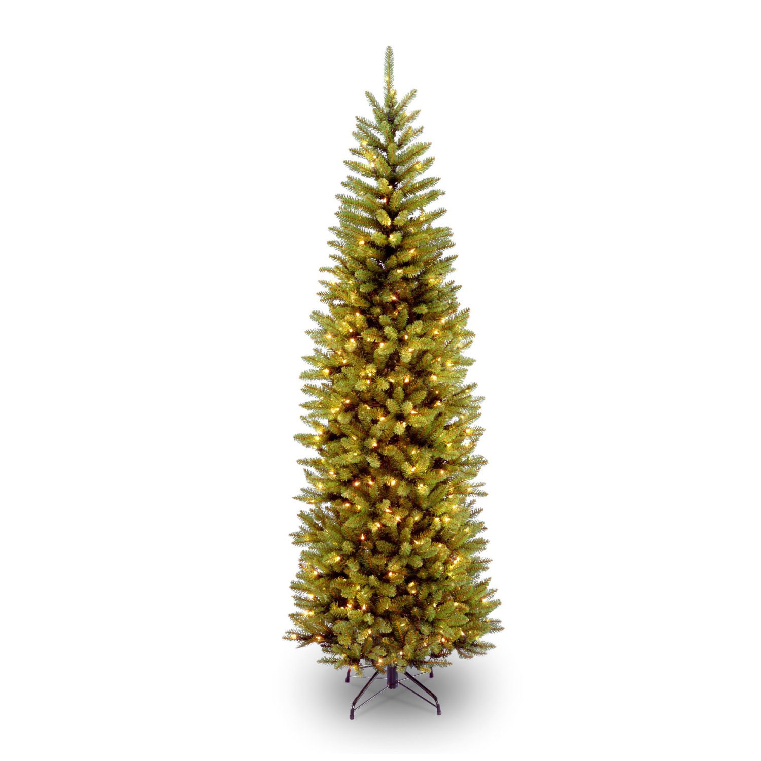 National Tree 7 1/2′ Kingswood Fir 450 Lights Tree