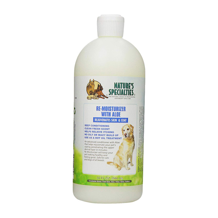 Nature's Specialties Aloe Dog Conditioner