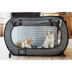 SportPet Portable Stress Free Cat Cage
