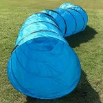 N&M Products Outdoor Training Dog Agility Tunnel
