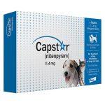 Elanco Capstar Flea Dog Tablets