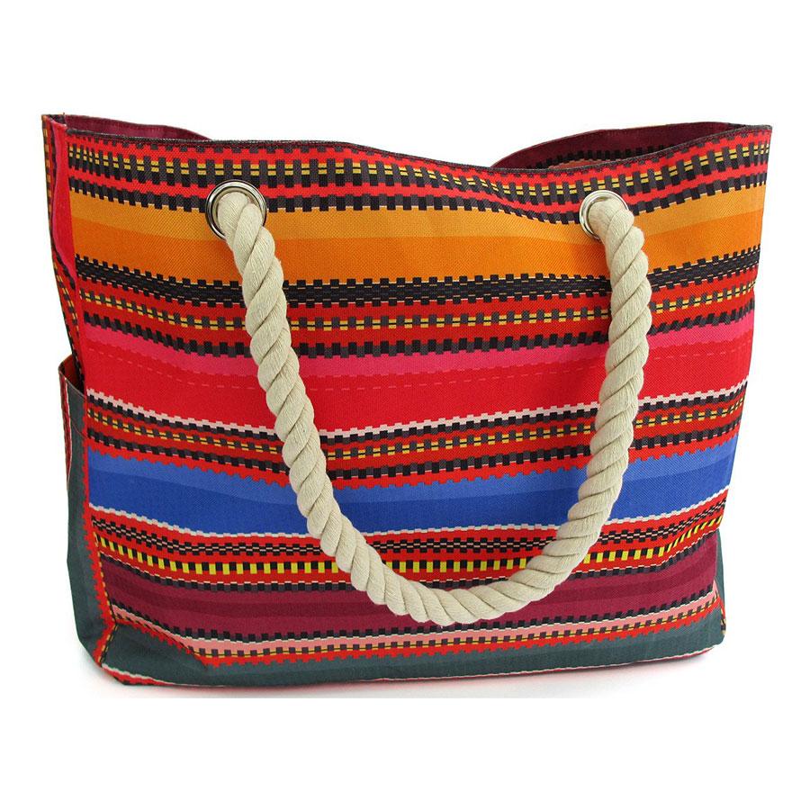 Odyseaco Baja Waterproof Canvas Beach Bag