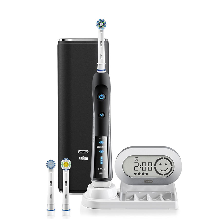 Oral-B Pro 7000 SmartSeries Battery Bluetooth Electric Toothbrush