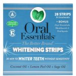 Oral Essentials No Sensitivity Whitening Strips