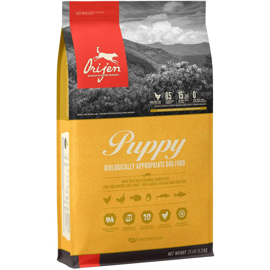 Orijen High-Protein Grain-Free Puppy Food