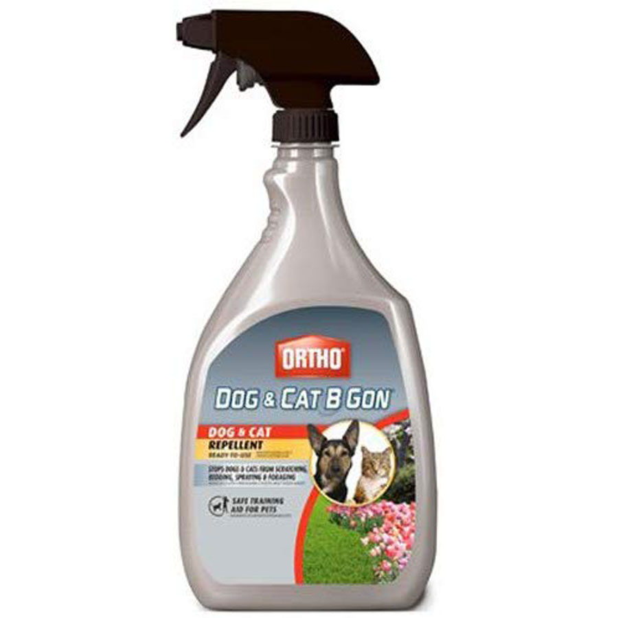 Ortho Dog and Cat B Gon Spray Dog Repellent