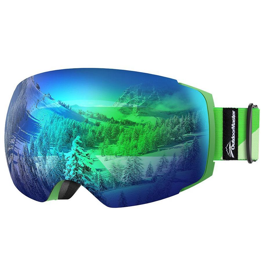 OutdoorMaster PRO Frameless Ski Goggles