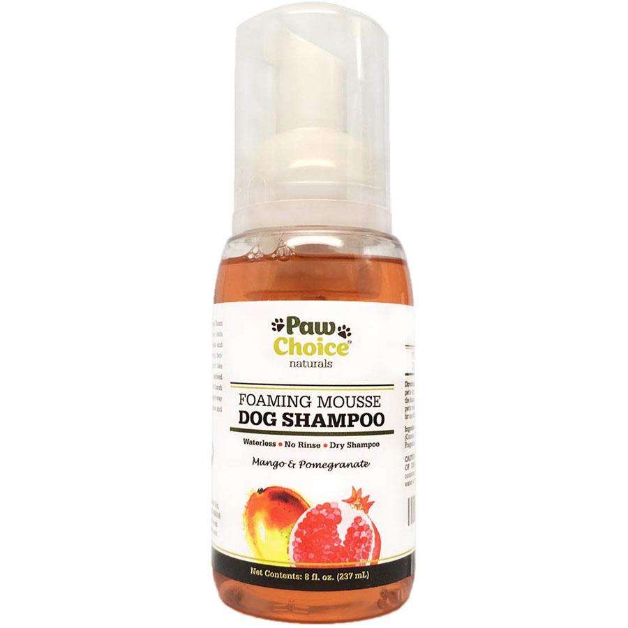 Paw Choice Waterless Dry Dog Shampoo