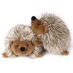 Pawaboo Stuffed Hedgehog Dog Plush Toy