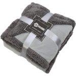 Pawsse Waterproof Reversible Sherpa Dog Blanket