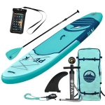 Peak Inflatable Package Stand Up Paddle Board