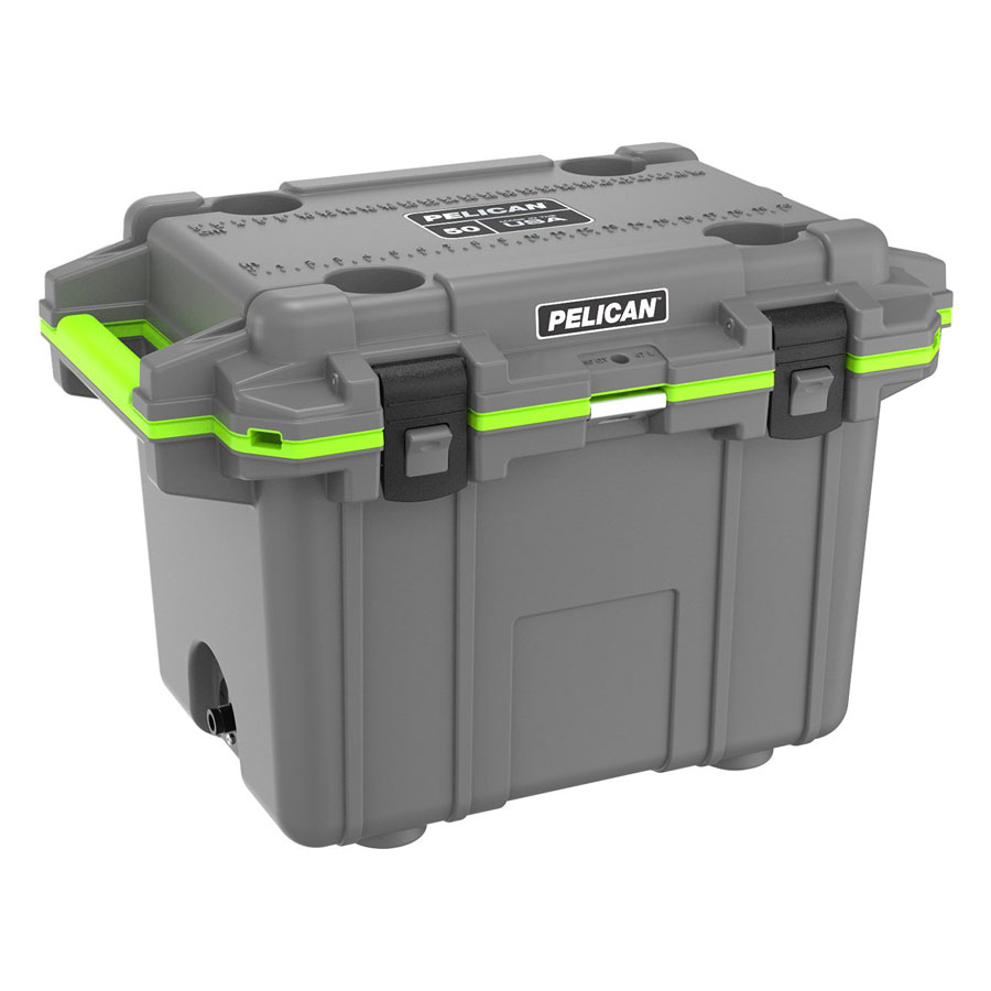 Pelican Elite 50 Quart Beach Cooler