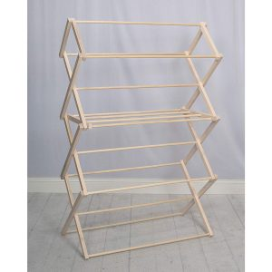 Pennsylvania Woodworks Wooden Clothes Drying Rack