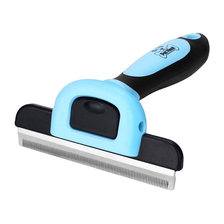 Pet Neat Deshedding Grooming Dog Brush