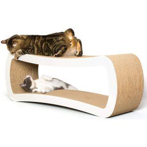 PetFusion Jumbo Lounge Cat Scratching Pad