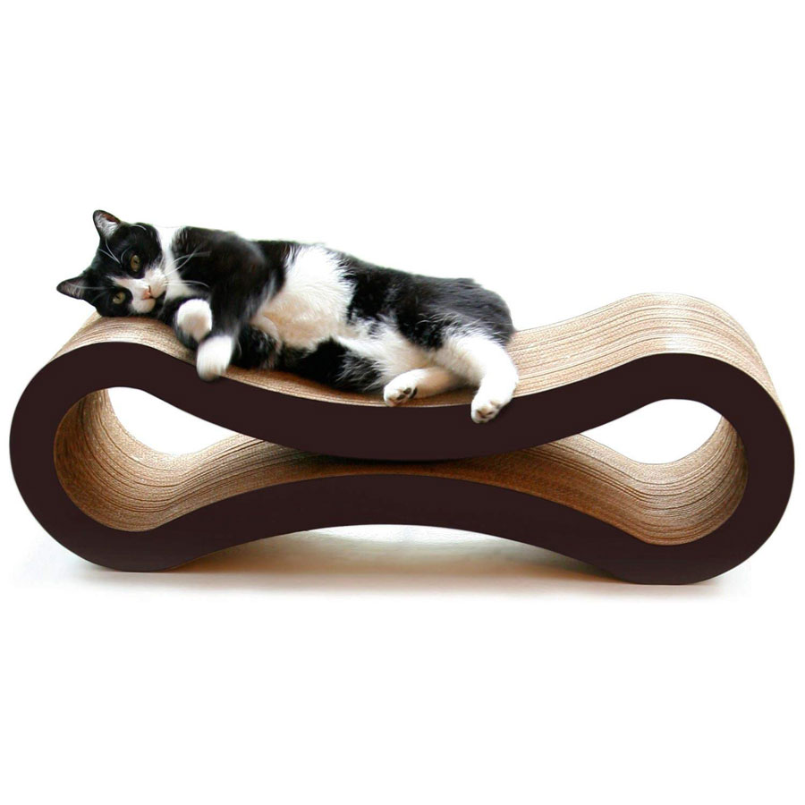 PetFusion Ultimate Lounge Cat Scratching Pad
