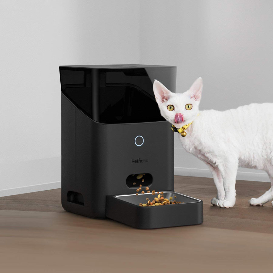 Petnet SmartFeeder Wi-Fi Automatic Cat Feeder