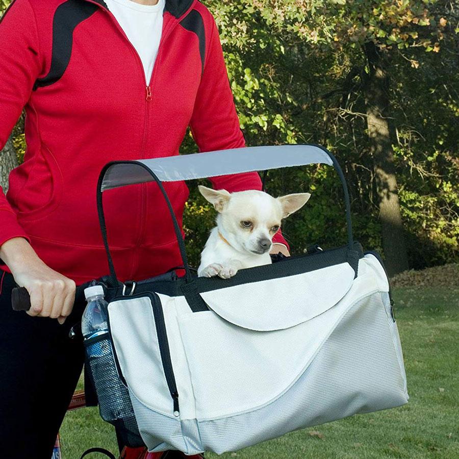 PetSafe Happy Ride Basket Dog Bike Carrier