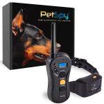 PetSpy P620 Shock Beep Dog Training Collar