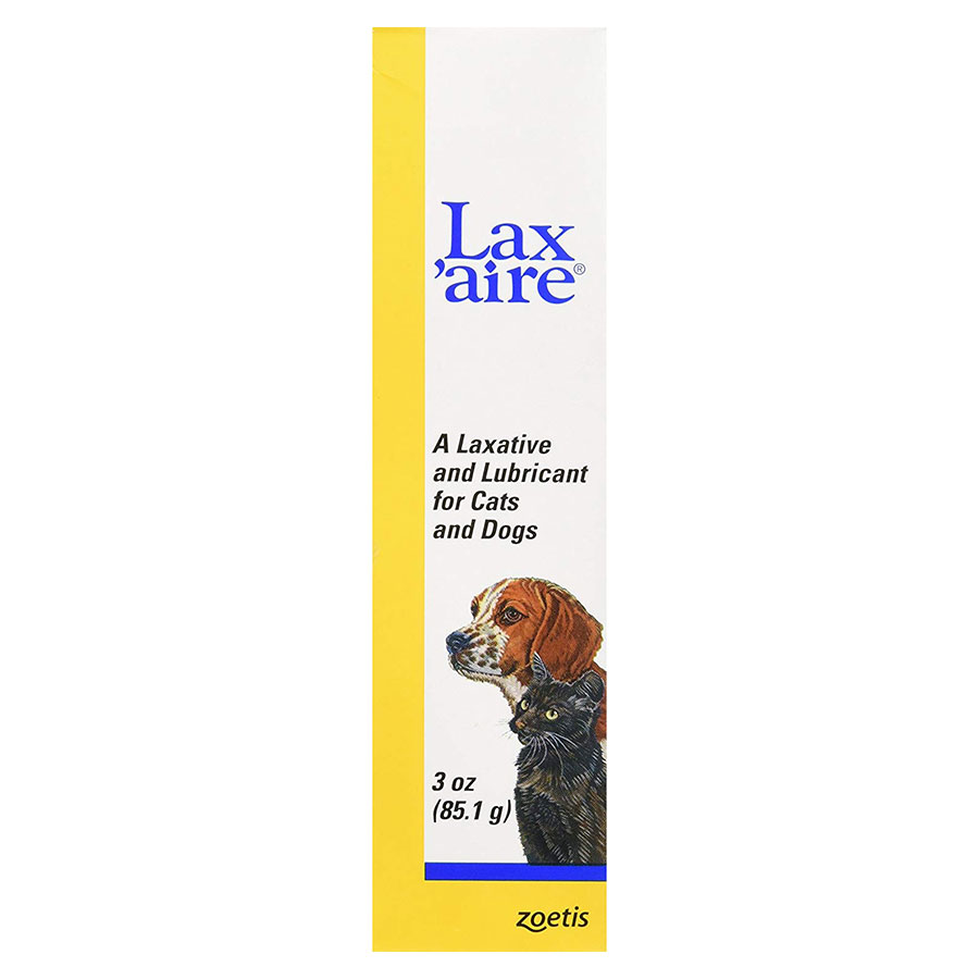 Pfizer Lax'aire Lubricant & Dog Laxative