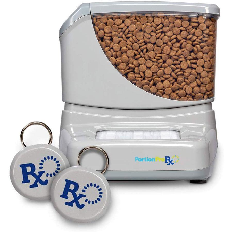 PortionProRx RFID Tag Automatic Dog Feeder