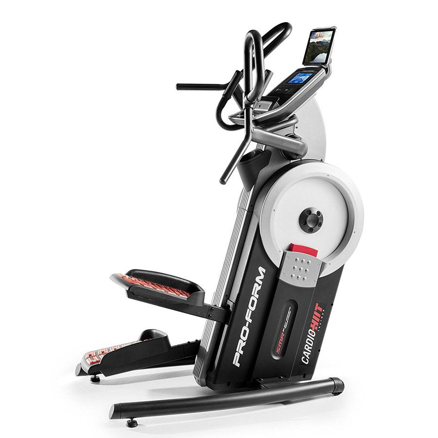 ProForm Cardio HIIT Elliptical Machine