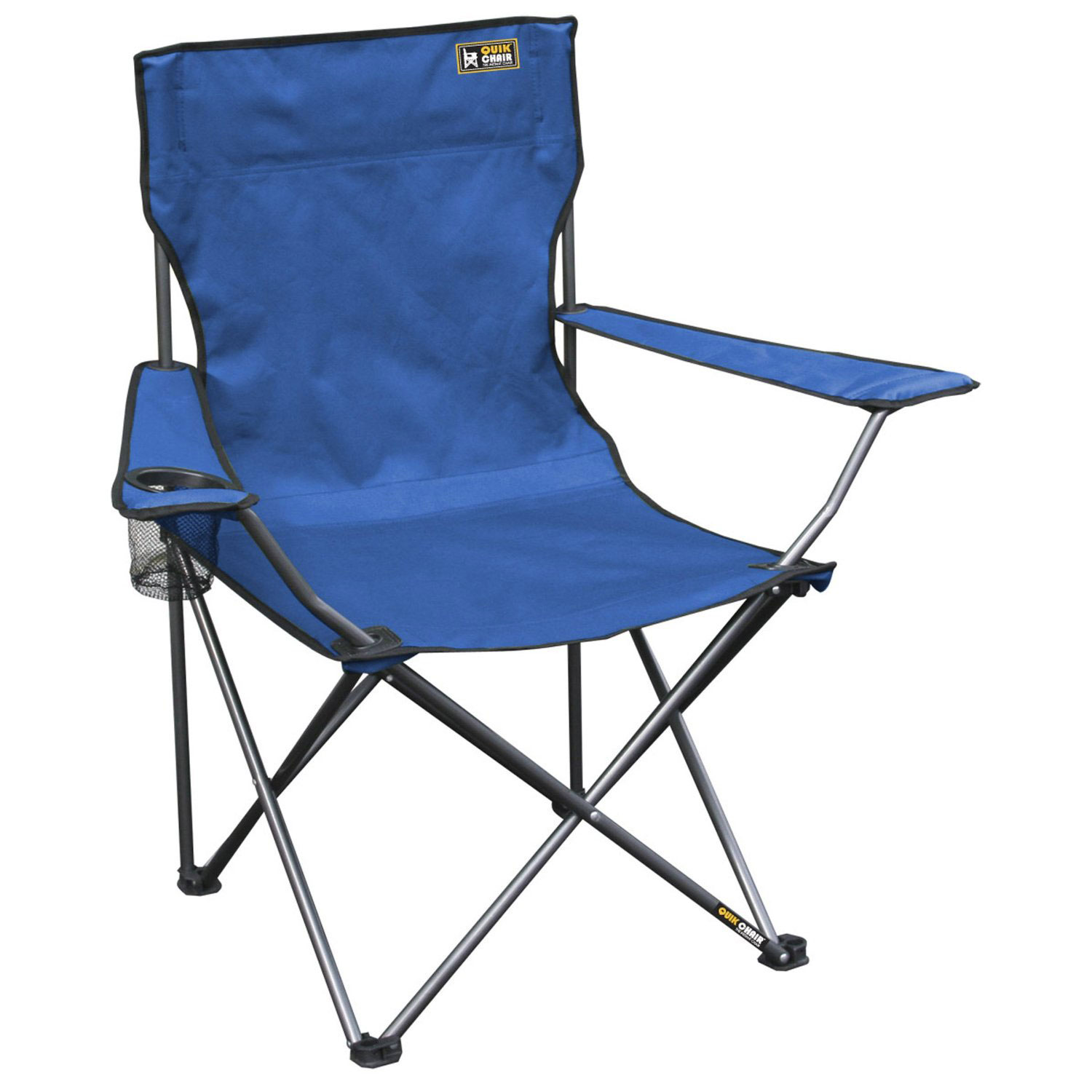 Quik Chair Folding Camping Chair With Carrying Bag