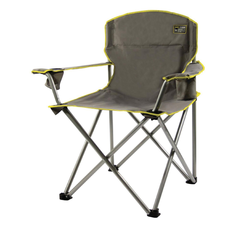 Quik Chair Heavy Duty 1/4 Ton Folding Camping Chair