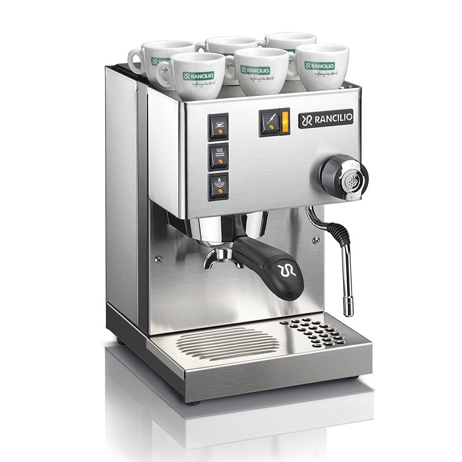 Rancilio Silvia Iron Frame Commercial Espresso Machine