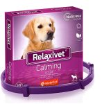 Relaxivet Adjustable Anxiety Calming Dog Collar