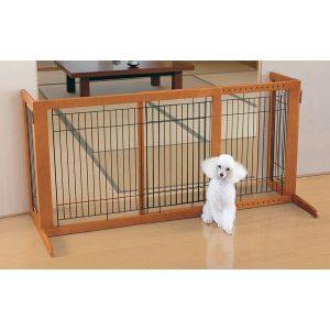 Richell Freestanding HL Series Dog Gate