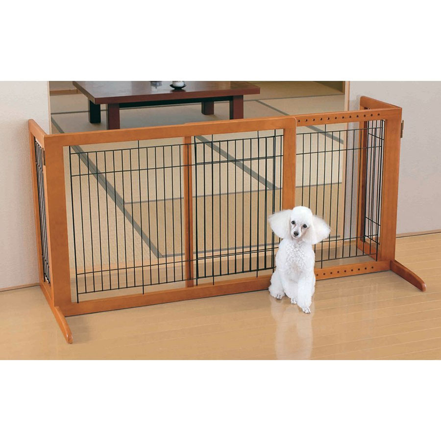 Richell Freestanding HL Series Dog Gate