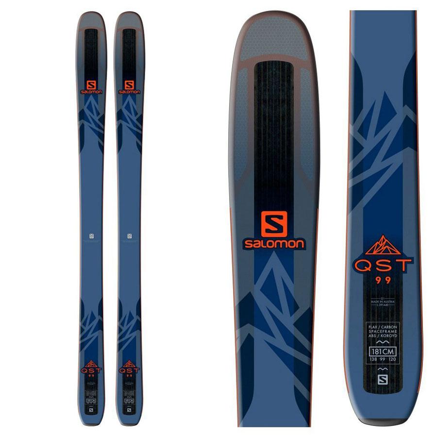 Salomon QST 99 All-Mountain Skis