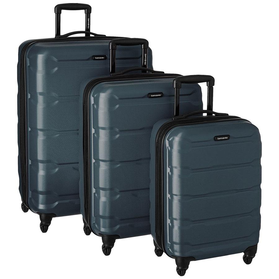 Samsonite 68311-2824 Omni 3-Piece Luggage Set