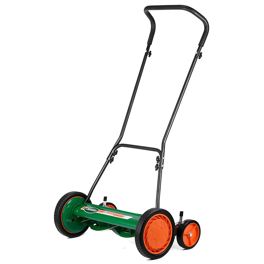 Scotts 2000-20 20-Inch Classic Push Reel Mower