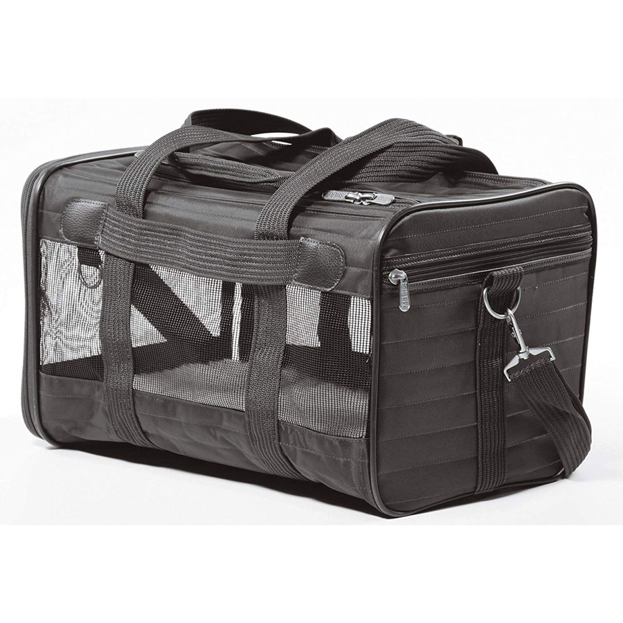 Sherpa Travel Deluxe Airline Approved Dog Carrier