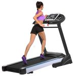Simpfree Folding Electric Treadmill