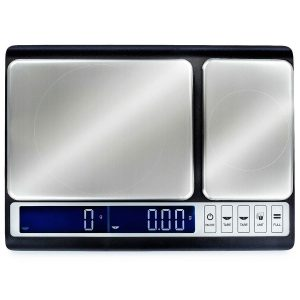 Smart Weigh Culinary Dual Digital Kitchen Scale