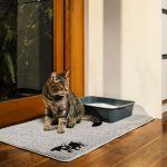 Smiling Paws Easy Clean Cat Litter Mat