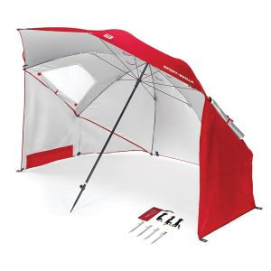 Sport-Brella Portable Sun Shelter Beach Umbrella